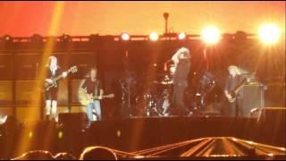 AC/DC concert Edmonton 2015