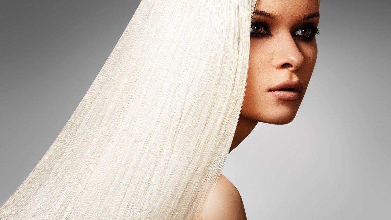 Как сделать волосы платиновыми