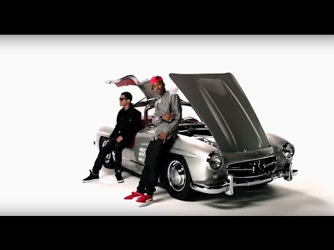 "New Boyz ""Backseat"" ft. The Cataracs & Dev (Official HD Video)"