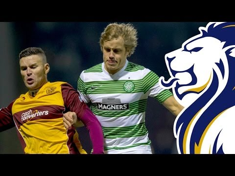 Rampant Celts fire five past Steelmen | Motherwell 0-5 Celtic, 6/12/13