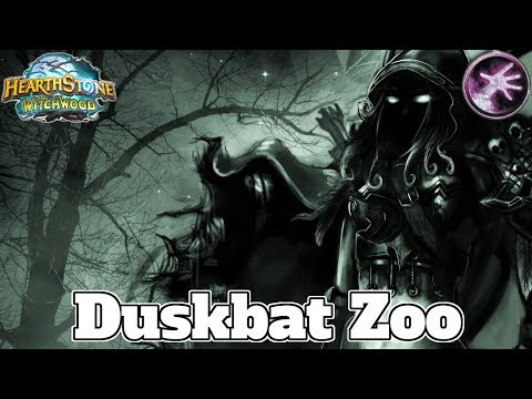 Duskbat Zoo Warlock Witchwood | Hearthstone Guide How To Play