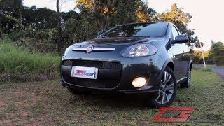 Test Drive FIAT Palio Sporting 1.6 (Canal Top Speed)