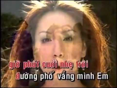 sửa chữa điện thoại cố định - Minh Tuyet - tình lỡ cách xa  (Karaoke) (HD)