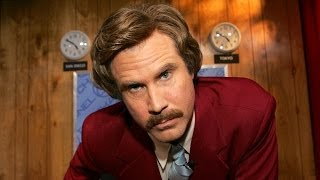 The Origin of Anchorman: The Legend of Ron Burgundy