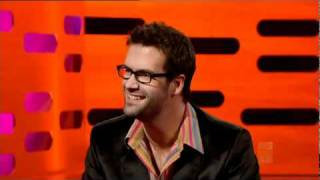 Keanu Reeves @ The Graham Norton Show | Jan 2011 | Part 2