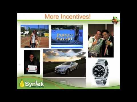 Syntek XFT Xtreme Fuel Treatment Opportunity Webinar - Better Investment Than Gold Prices