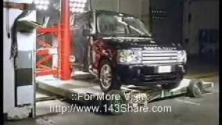 Land Rover Crash Tests [HQ]