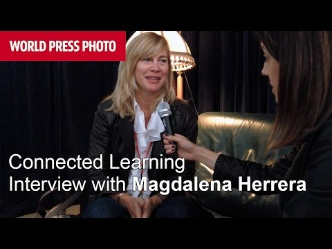Interview with Magdalena Herrera