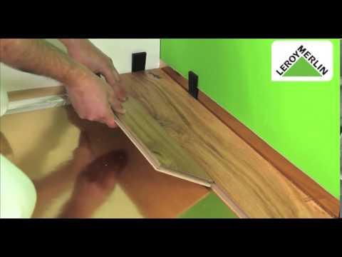 Como colocar um pavimento flutuante