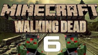 Walker Massacre [Minecraft: Walking Dead - Episode 6]