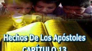 Hechos De Los Apótoles Biblia Dramatizada Versión