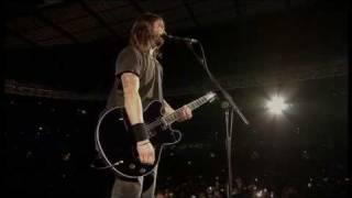 Foo Fighters Live At Wembley Stadium Everlong