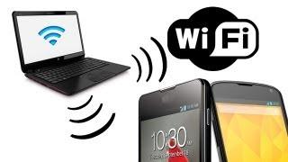 Como Usar La PC Como Router Wifi