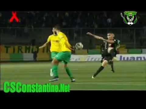JSK 1 - CSC 2 : Les buts de Abid