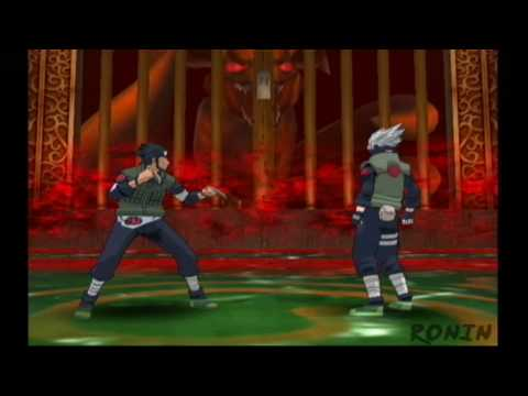 Naruto Shippuden : Clash of Ninja Revolution 3 - Supers