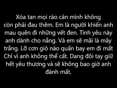 Tình yêu màu nắng - Big Daddy ft. Đoàn Thùy Trang (Lyric)