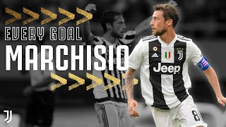 🎉? Happy Birthday, Principino! | Every Claudio Marchisio Goal! | Juventus