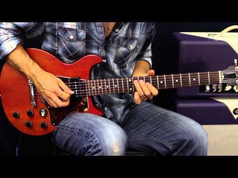 Blues Rock Soloing - Pentatonic Patterns - How To Solo - Guitar Lesson