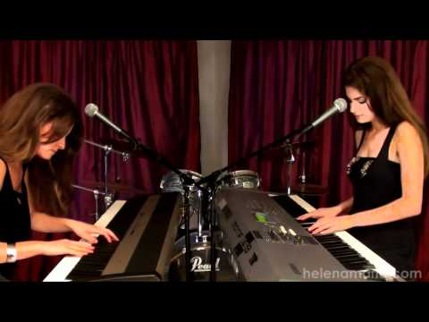 Mirror - Lil Wayne ft Bruno Mars (HelenaMaria cover)