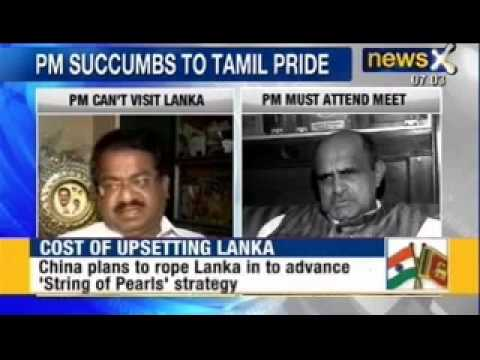 Manmohan Singh may skip Commonwealth meet in Lanka over Fishermen issue - NewsX