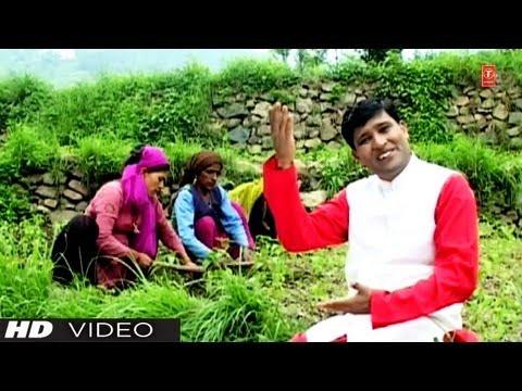 Preetam Bharatwan New Garhwali Song | Mero Himwanti Desa | 'SAJ' Album Songs 2013