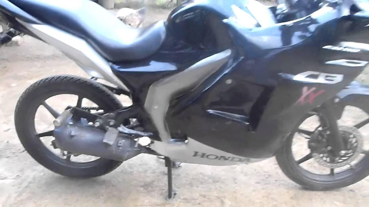 Honda Cb110 Modified