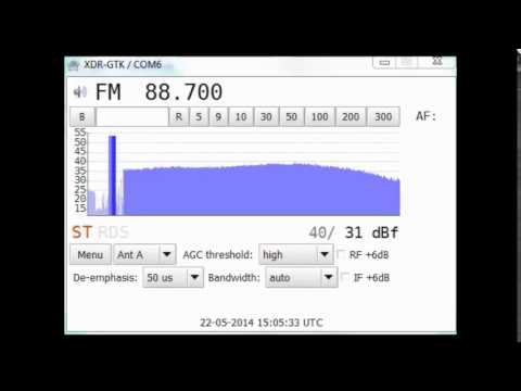 [SpE] 22May14 Radio Soummam, Akfadou, Algeria 88.7 (with ID)