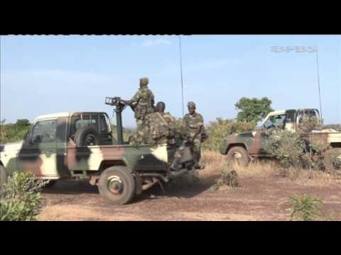 EU Military Training Mission in Mali 26.11.13
