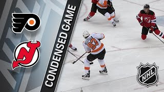 01/13/18 Condensed Game: Flyers @ Devils
