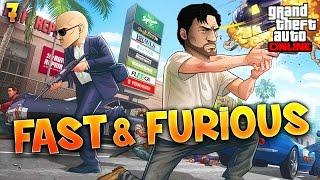 Fanta Et Bob Dans GTA V Ep. 7 : FAST & FURIOUS