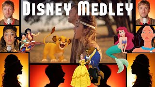 Epic Disney Medley - Peter Hollens & Alex G Acappella