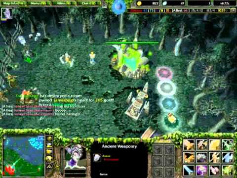 Dota Luna Commentary part 4