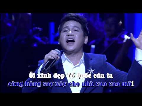 Những Ánh Sao Đêm [Karaoke] - Trọng Tấn | Liveshow Đêm Nhạc Trọng Tấn | FULL HD 1080p