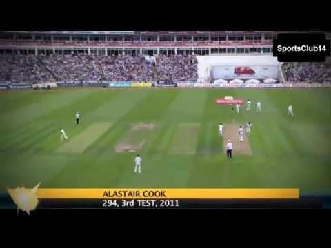 Sachin Tendulkar 91, 4th Test 2011 & Zaheer Khan 5/75, 2nd Test 2007