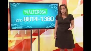 Assista ao Jornal da Alterosa 1� Edi��o - 22/10/2014