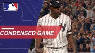 Condensed Game: CLE@NYY 10/9/17