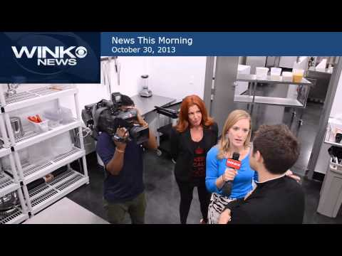WINK TV News This Morning at Gelato Lab | Segment 5