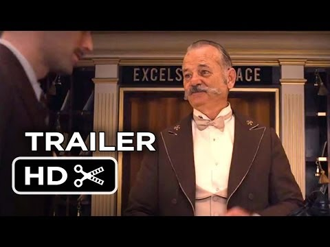 The Grand Budapest Hotel Official Trailer #1 (2014) - Wes Anderson Movie HD