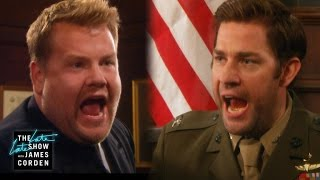 John Krasinski & James Corden Were Cut From All Your Favorite Films