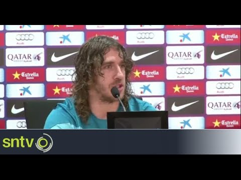 Messi should not be doubted- Puyol