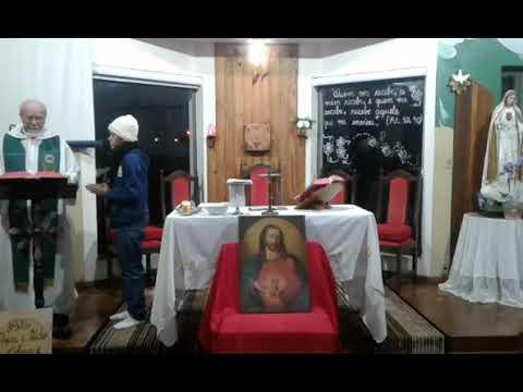 Santa Missa | 02.06.2020 | Terça-feira | Padre José Sometti | ANSPAZ