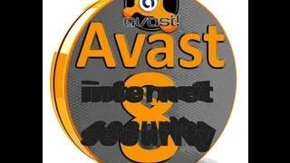 Descargar Avast Internet Security 8.0 Full Para Windows7