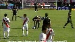River Vs Boca Jrs. Apertura 2008 Fecha 10 0 1