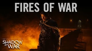 "Middle-earth: Shadow of War - ""Fires of War"" Zenei Videó"