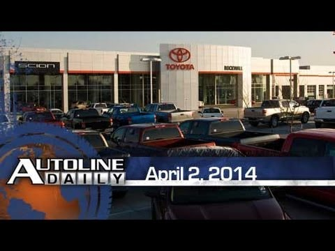 Analysts Get it Wrong, Sales Soar in March - Autoline Daily 1347