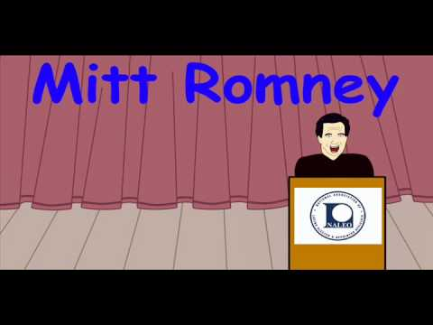 Mitt Romney Speech National Association of Latino Elected Officials NALEO