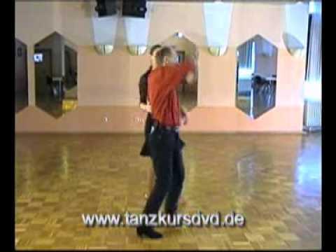 Discofox Tanzschritte lernen - www.tanzkursdvd.de