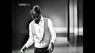 Sammy Davis Jr Impersonates Dean Martin and Frank Sinatra