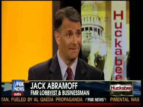 Jack Abramoff - Lobbyists and Corruption in Politics (Fox News)