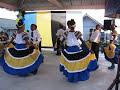 Quadrille Dancing in Choiseul, St. Lucia